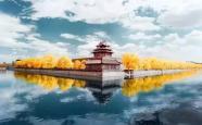 一到秋天,北京就美成了北平