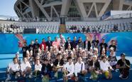 中国宋庆龄基金会携手中网再次助力青少年网球推广