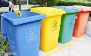 我国在全国地级及以上城市启动生活垃圾分类