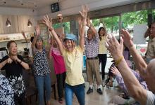 为老服务的新想象 ——从一家社区照顾咖啡馆开始